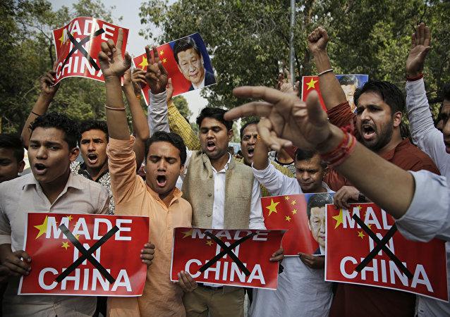 印度抵制中國貨注定失敗