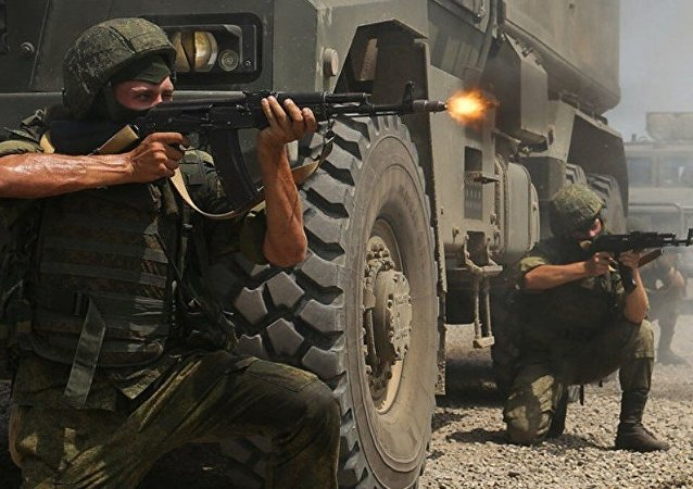 俄塞联合军演将于9月在列宁格勒州举行