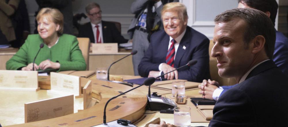 """特朗普称""""当然有可能""""邀请普京参加下次七国集团会议"""