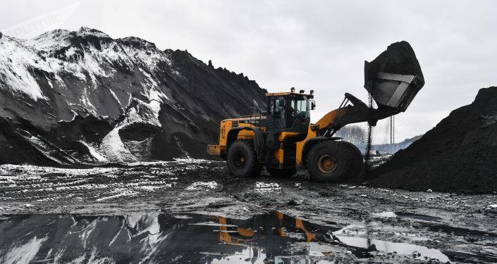 普京:俄煤炭領域對國外市場日益增長的依賴性帶來風險