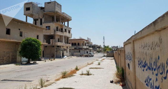 俄国防部否认有关俄军官兵在叙利亚伊德利卜降级区死亡的消息