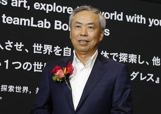 日本森大廈株式會社總裁兼首席執行官Shingo Tsuji