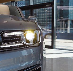 俄Aurus汽车展厅有望于2020-2021年在中国亮相