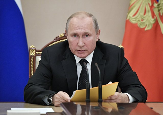 俄罗斯总统普京