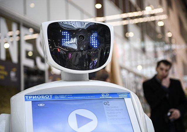 俄中企業將聯合為中國國內診所開發服務機器人