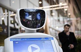 俄中企业将联合为China国内诊所开发服务机器人