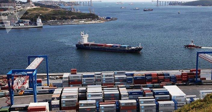 法国达飞轮船公司决定停用北方海路