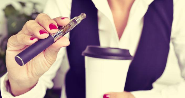 美國對老鼠的實驗表明電子煙霧可能引起肺癌