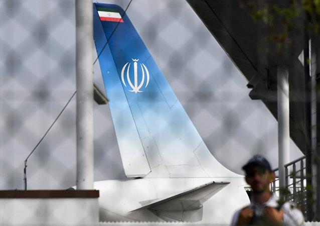 伊朗外长抵达G7峰会举办城市