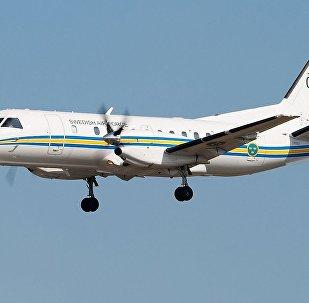 瑞典空軍的SAAB 340飛機
