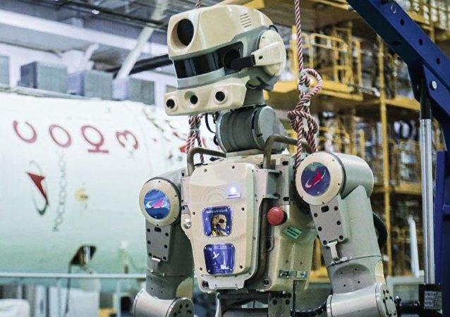 机器人费奥多尔