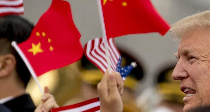 不断升级的贸易战正使美国加速失去中国市场