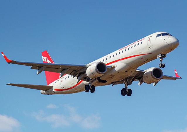格魯吉亞航空公司的客機