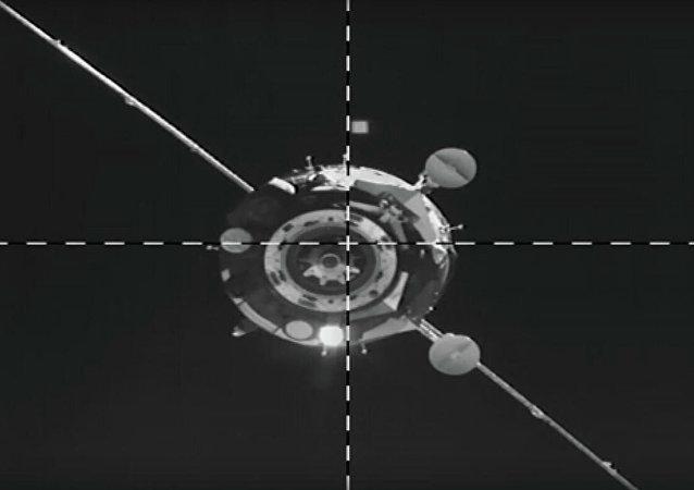 联盟MS-14号宇宙飞船