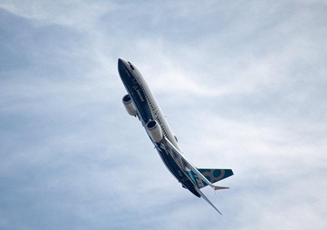 美国多家大型航空公司准备在复飞前展示波音737MAX客机的可靠性