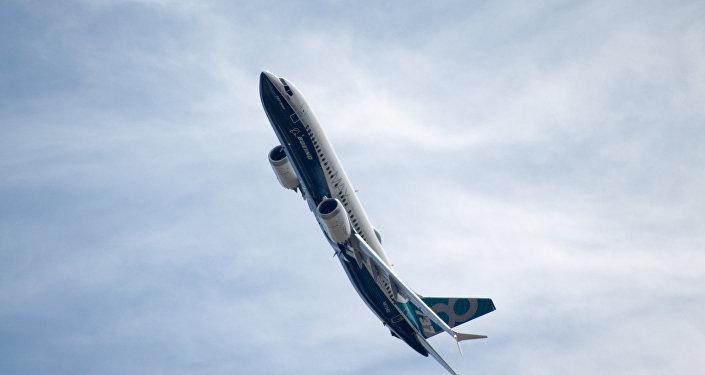 美國多家大型航空公司準備在復飛前展示波音737MAX客機的可靠性