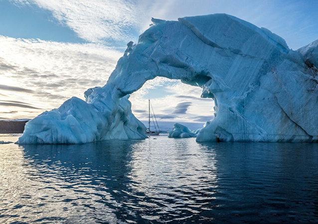 科學家在法蘭士約瑟夫地群島發現獨角鯨顱骨