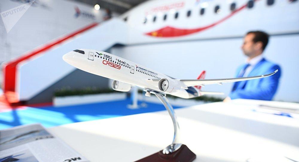 俄工貿部長:將在俄設立CR929飛機工程中心 分支機構將設在上海