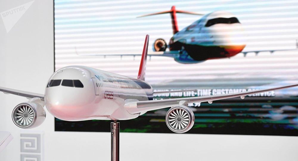 俄联合发动机制造集团计划与CR929宽体客机同步推出PD-35发动机