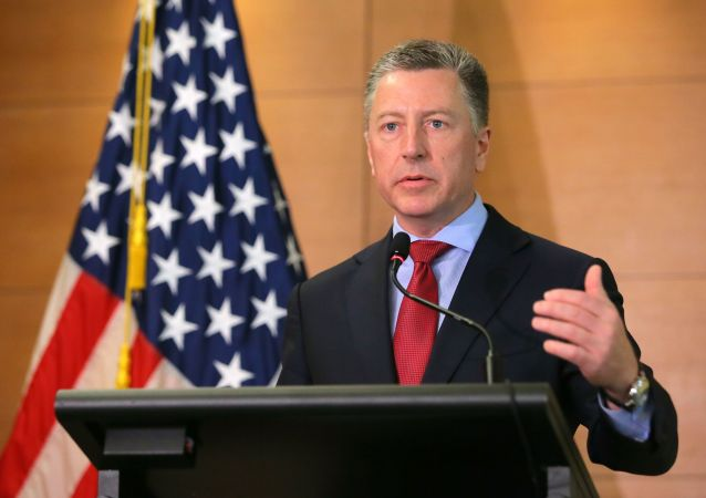 美國烏克蘭問題特使沃爾克