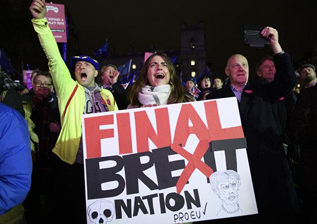 英國民調機構公佈英國人擔心脫歐的原因