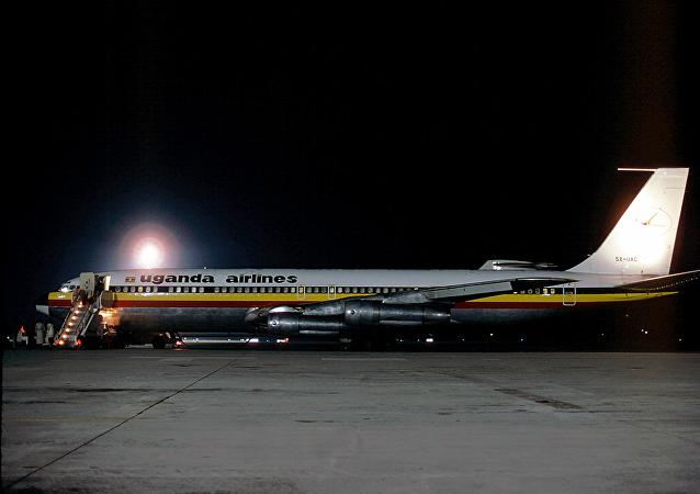 烏乾達航空公司停業近20年後完成飛往內羅畢班機首航