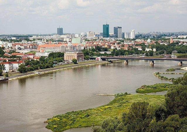 维斯瓦河(华沙)