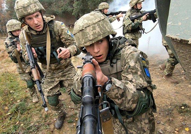 乌克兰军方