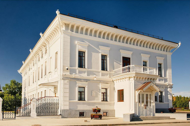 托博尔斯克市沙皇尼古拉二世家庭博物馆