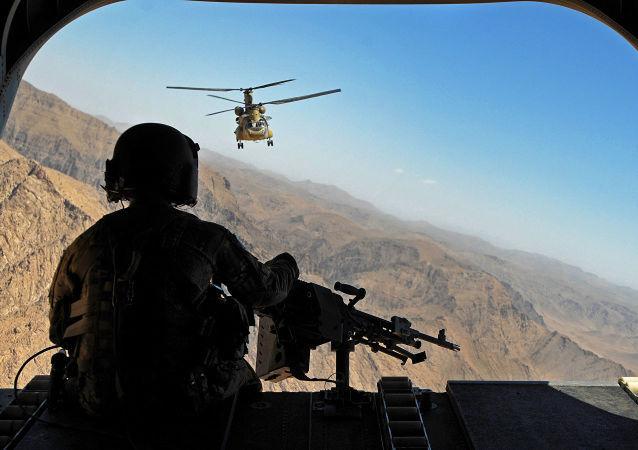 五角大楼:美国在和谈中断后加强对塔利班的打击