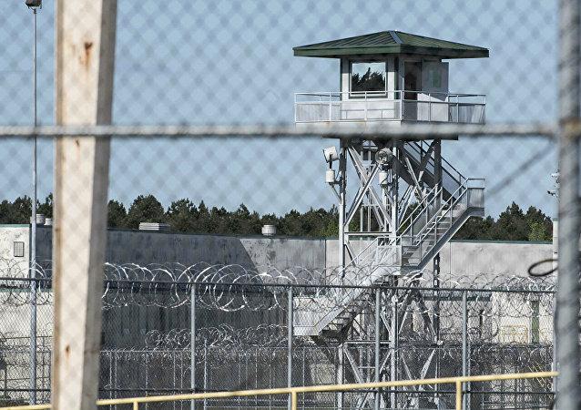 美国监狱(资料图片)