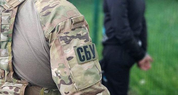 """乌克兰安全局:""""伊斯兰国""""一名头领在基辅州落网"""