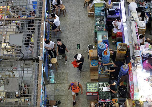 美國電子行業因美中貿易戰已損失100億美元