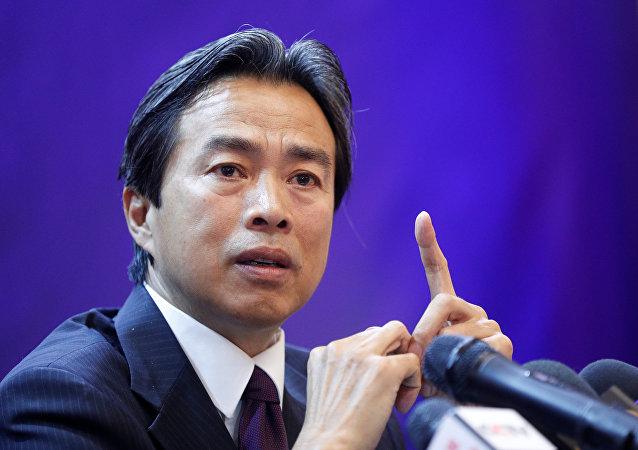中国驻乌克兰大使杜伟