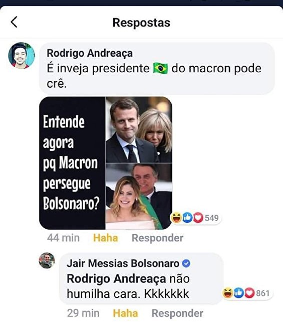 布里吉特∙马克龙在巴西总统嘲讽她的外表后发言反对性别歧视