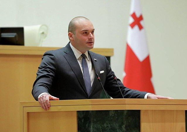格魯吉亞總理巴赫塔澤