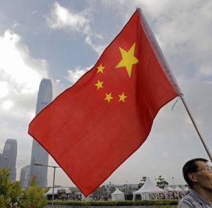 """中国成功将""""珠海一号""""03组5颗卫星送入预定轨道"""