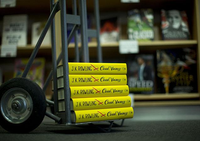 《哈利·波特》的出版公司意外成为中美贸易战的受害者