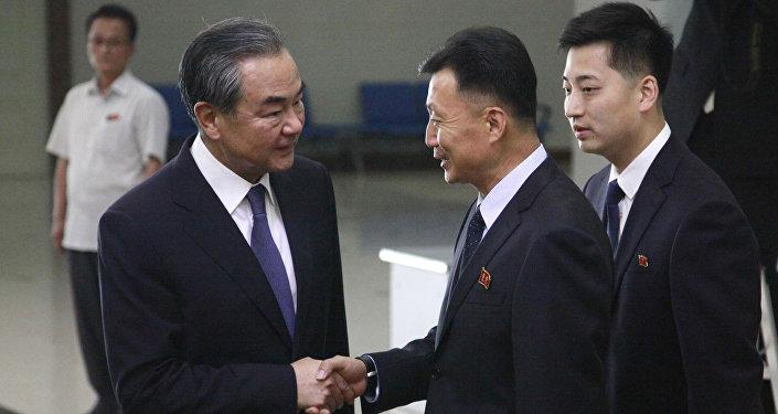 中國與朝鮮加強東北亞戰略協調