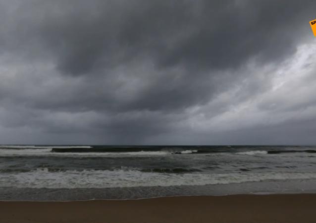 超強多里安颶風肆虐  美國東海岸各州嚴陣以待