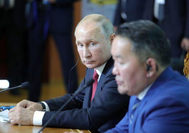 专家:蒙古将成为俄罗斯与中国之间的经济走廊