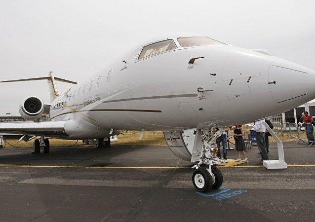 德国联邦国防军因故障问题或注销Global5000飞机