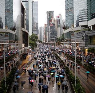 香港抗议活动