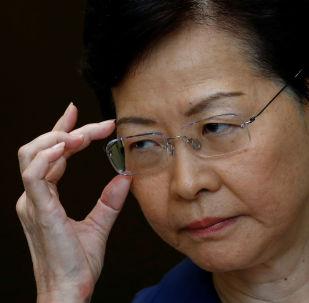 香港特首將向立法會發表施政報告