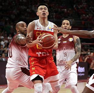 中國男籃負於委內瑞拉隊無緣2019籃球世界杯16強