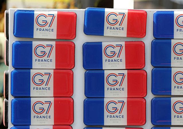 普京认为土耳其和中印一起加入类似G7的集团是合适的