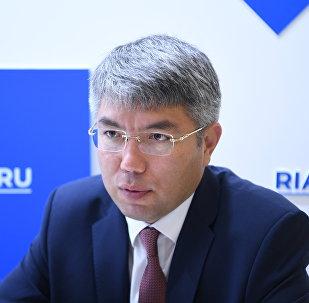 俄布里亞特行政長官:將對華出口玉石產品