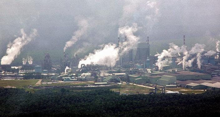 印度尼西亚的工厂