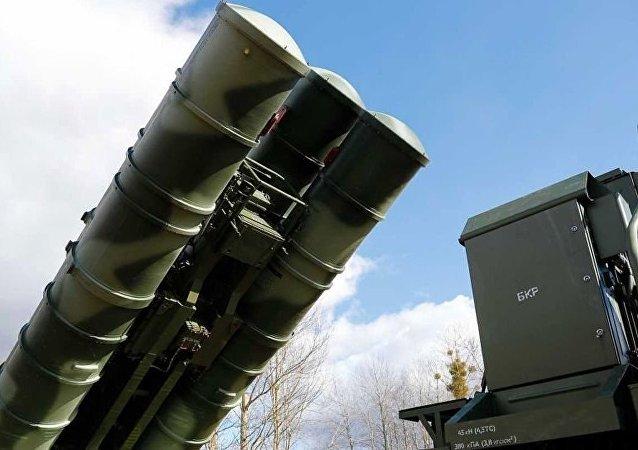北方艦隊:借助S-400將在俄羅斯北極上空建立起防空穹頂