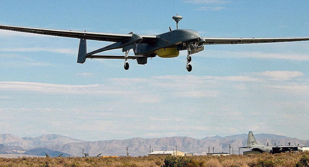以色列一军用无人机坠入黎巴嫩境内